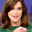 Keira Knightley has revealed she was confronted by a ghost in her hotel room. The British actress made the spooky admission when she appeared on The Tonight Show with Jay Leno to promote her new movie Anna Karenina. Keira, 27, who is engaged to musician James Righton, told how she […]