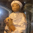 If La Isla de La Munecas has showed us anything, it is that a benign child's toy can be the subject of nightmares. Stories of haunted dolls is not uncommon...