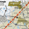 The Bridgewater Triangle Map of the Bridgewater Triangle The Bridgewater Triangle Area Although not an 'official' Vile Vortex, the inland Bridgewater Triangle is likely one of the world's most concentrated areas of diverse paranormal reports. Located just 30 miles south of Boston, this 200-mile square area has the Massachusetts towns […]