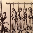 The Pendle Witch Trial of 1612 At the assizes at Lancaster in the autumn of 1612, twenty persons, of whom sixteen were women of various ages, were committed for trial, and most of them tried for witchcraft. Their names were: Elizabeth Southerns, alias Demdike Elizabeth Device daughter of Demdike James […]