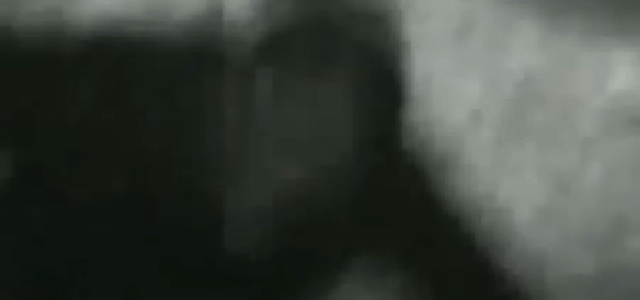 Haunting footage of a strange werewolf like creature captured on CCTV in Brazil.