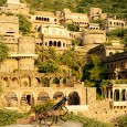 Bhangarh Fort / Kila is located on the way to Alwar and Jaipur in Rajasthan in India. As per a legend there was a black magic sorcerer who cursed the residents of the palace that they all would die an unnatural death and their spirits will stay there for centuries […]