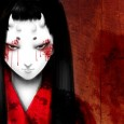 Yūrei are a type of Japanese ghost, usually female (though males do exist), traditionally shown as wearing all white with long black hair that hangs in front of their face. They are typically bound to specific places or objects, and often have a mission of vengeance. Yūrei have been featured […]