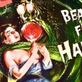 Beast from Haunted Cave is a 1959 horror film directed by Monte Hellman and starring Michael Forest, Frank Wolff, Richard Sinatra, and Sheila Carroll. Filmed in South Dakota, it tells the story of bank robbers fleeing in the snow who run afoul of a giant spider-like monster that feeds on […]