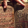 """The Necronomicon is a fictional grimoire (textbook of magic) appearing in the stories by horror writer H. P. Lovecraft and his followers. It was first mentioned in Lovecraft's 1924 short story """"The Hound"""",written in 1922, though its purported author, the """"Mad Arab"""" Abdul Alhazred, had been quoted a year earlier […]"""