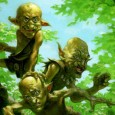 Originating from Germanic folklore, the imp was a small lesser goblin. Imps were often mischievous rather than evil or harmful (goblins in Germanic legend were not necessarily evil), and in some regions, they were portrayed as attendants of the gods. Imps are often shown as small and not very attractive […]