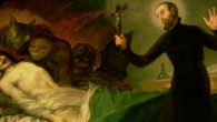 Exorcists are in urgent demand as a result of a sharp rise in people dabbling in Satanism and the occult, experts from the Catholic Church in Italy and the US said. Speaking in tongues, levitating and vomiting nails may seem far-fetched to most people, but church experts insist there is […]
