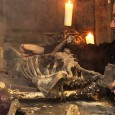 A supposedly fake human skeleton which has been on display at London Dungeon since 1975 has been found to be real. Guy's Hospital medical museum curator Bill Edwards thinks the bones, thought by staff to be fabricated, were wired together in the 1950s. Mr Edwards believes a second skeleton hanging […]