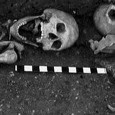 """Details of one of the few """"vampire"""" burials in Britain have emerged as a new archaeological report details the long forgotten discovery of a skeleton found buried with metal spikes through shoulders, heart area and ankles. Dating from 550-700 A.D., the skeleton was unearthed in 1959 in the minster town […]"""