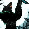 """Rougarou is a Cajun or Acadian variation of the original French words """"loup garou"""" that describe a large, terrifying werewolf-like creature that haunts the swamps around Acadiana and New Orleans, as well as fields and forests in southern Louisiana. The Cajun variation and the original French are used interchangeably. The […]"""