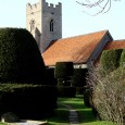 """Here is a video covering a few of many reports of activity at Borley Church, the Essex building linked to the former haunted Borley Rectory…often called the """"Most Haunted House in England""""."""