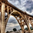"""When the beautiful bridge along Colorado Street over the Arroyo Seco River bed was built in Pasadena back in 1912, I'm sure the builders never thought it would acquire the nick name, """"Suicide Bridge"""", a name it acquired way back in 1932. The Colorado Street Bridge curves over the river […]"""