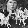This video offers proof from the daughter of Frances Griffiths, one of the the two girls who took the famous Cottingley Fairy pictures in the 1920's. The interview came about on the BBC Antiques Road show in the UK.