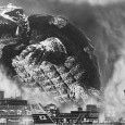 "Over an icy North American region, a Soviet bomber is shot down by an American fighter jet. The bomber crashes and its cargo, a low-level atomic bomb, explodes. The resulting cataclysm awakens a giant, prehistoric monster called ""Gamera"", who has the appearance of a giant turtle with large tusks."