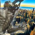 There have been reports of mysterious manlike flying creatures spotted in the air above Chicago in recent months. Some claim this is the infamous Mothman making appearances after many years, but if so, why is he/it here after all this time?