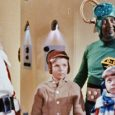 """Santa Claus Conquers the Martians is a 1964 American childrens fantasy, adventure science fiction comedy film, The story involves the people of Mars, including Momar (""""Mom Martian"""") and Kimar (""""King Martian""""). They're worried that their children Girmar (""""Girl Martian"""") and Bomar (""""Boy Martian"""") are watching too much Earth television, most […]"""